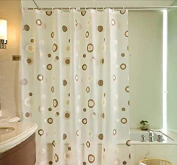Ordinaire Top Of The Sea Shower Curtain Mold Waterproof Padded Plastic Partition  Between The Bathroom Curtain Curtain