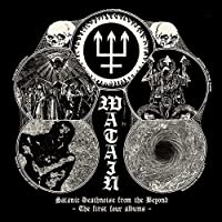 SATANIC DEATHNOISE FROM THE BEYOND - THE FOUR FIRST ALBUMS