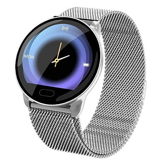 Smart Watch K9, Rastreador Actividad Prueba Agua Reloj presión ...