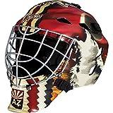 Franklin Sports GFM 1500 NHL Arizona Coyotes Goalie Face Mask