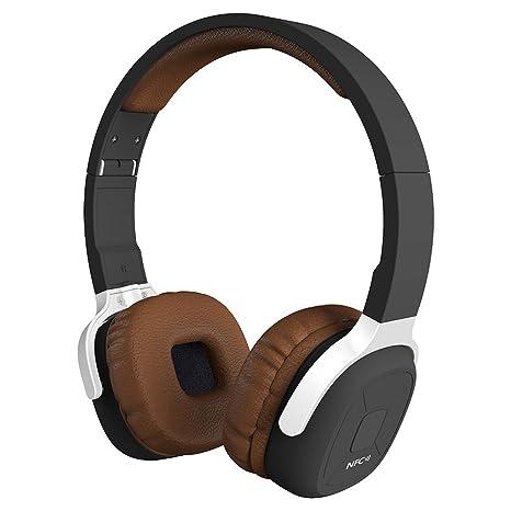 New Bee NB-9 Wireless Stereo Bluetooth 4.1 Cuffia Auricolare NFC Musica  Audio 2 in cf38795c731e