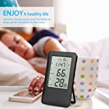 Woochy Digital Hygrometer Thermometer Humidity