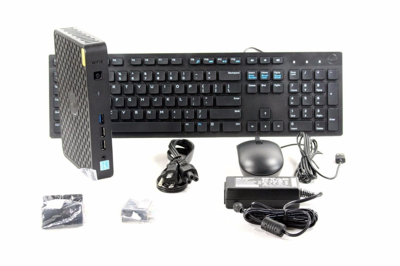 Dell Wyse 3030 909802-01L Thin Client N03D Intel Dual-core R1KJY+KIT by Dell (Image #1)