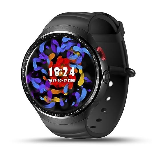 LEMFO Android 5.1 OS 3G Tarjeta Inteligente Reloj Teléfono ...
