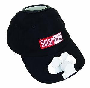Solarrific&reg W4003 Black Solar Cooling Hat