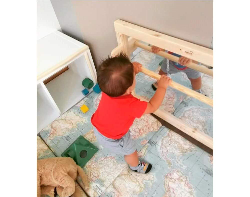 Espejo de seguridad con barra Montessori: Amazon.es: Handmade