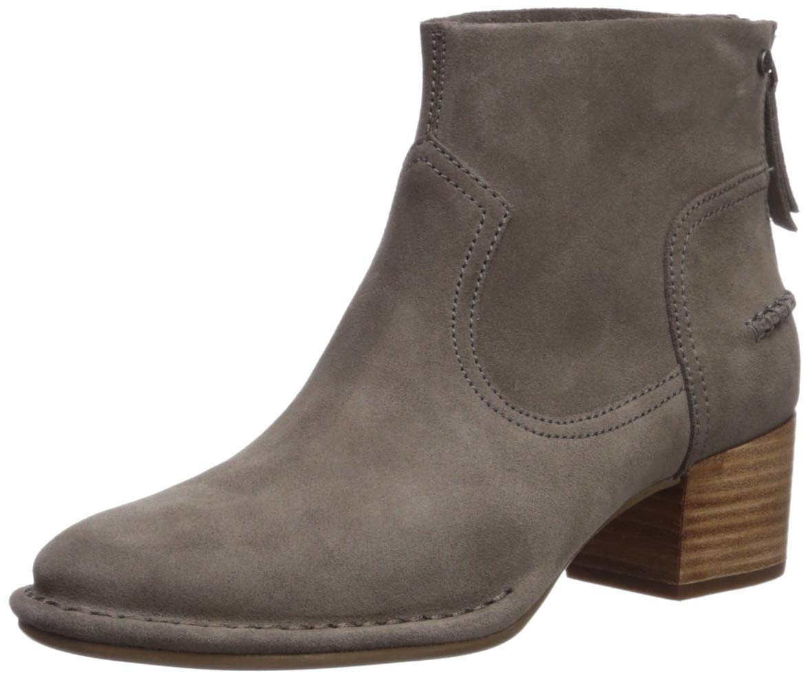 UGG Women's BANDARA Ankle Boot, mole, 7 M US by UGG