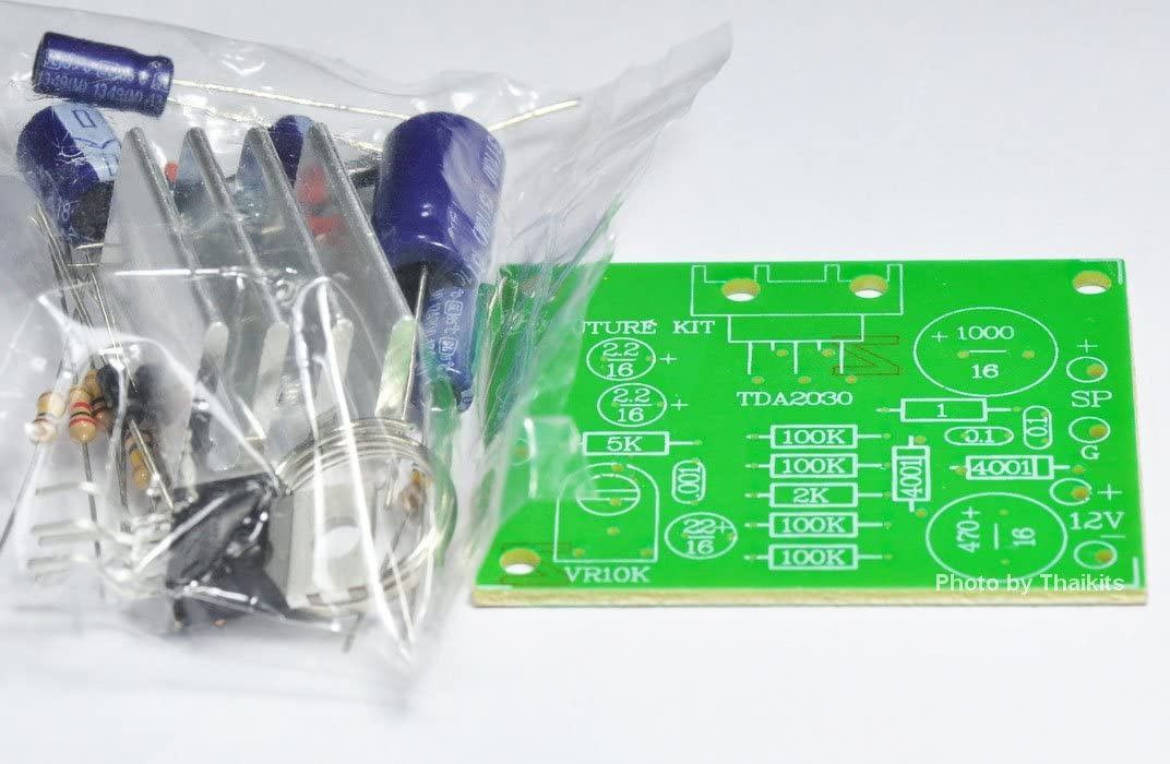 Tda7297 Mono Amplifier Circuit - Pcb Circuits