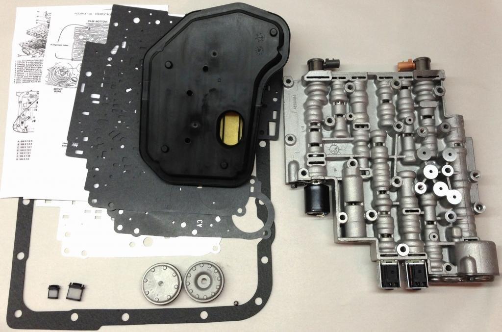 98 - 02 4l60e 4l65e 4l70e M30 sonnax valvebody gm Cambio Rite: Amazon.es: Coche y moto