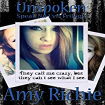 UNSPOKEN: SPEAK NO EVIL TRILOGY
