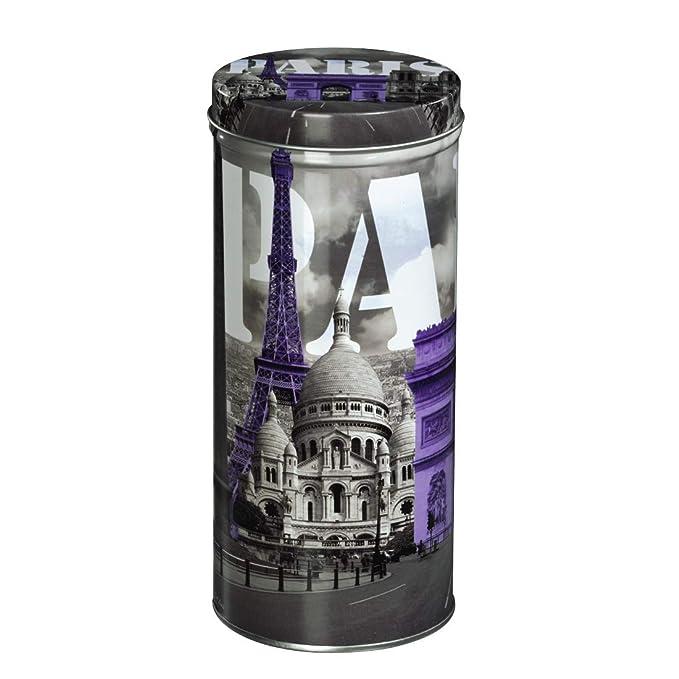 4 Padlifter City Line mit Kaffeepaddose mit Wien Paris Berlin Rom Motive Conny Clever Coffee Pad Box