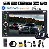 Best Radio Navigation With USBs - 2 Din Car Stereo Bluetooth 6.2'' Touch Screen Review