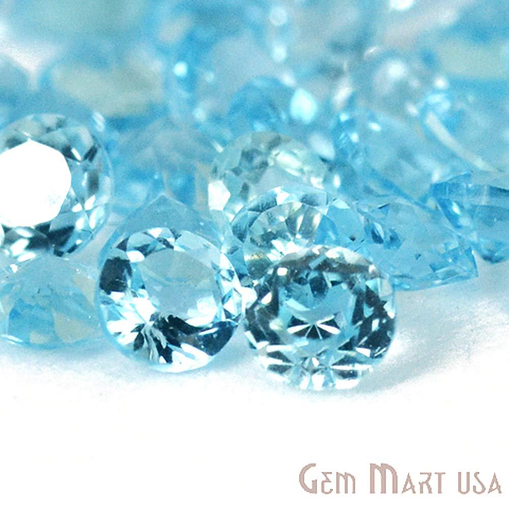 2f9b0c71530 Amazon.com  Select Your Stone 250 Carat Mix Gemstone Lot Gemmartusa loose  Gemstone (Blue Topaz) BT-60001  Arts
