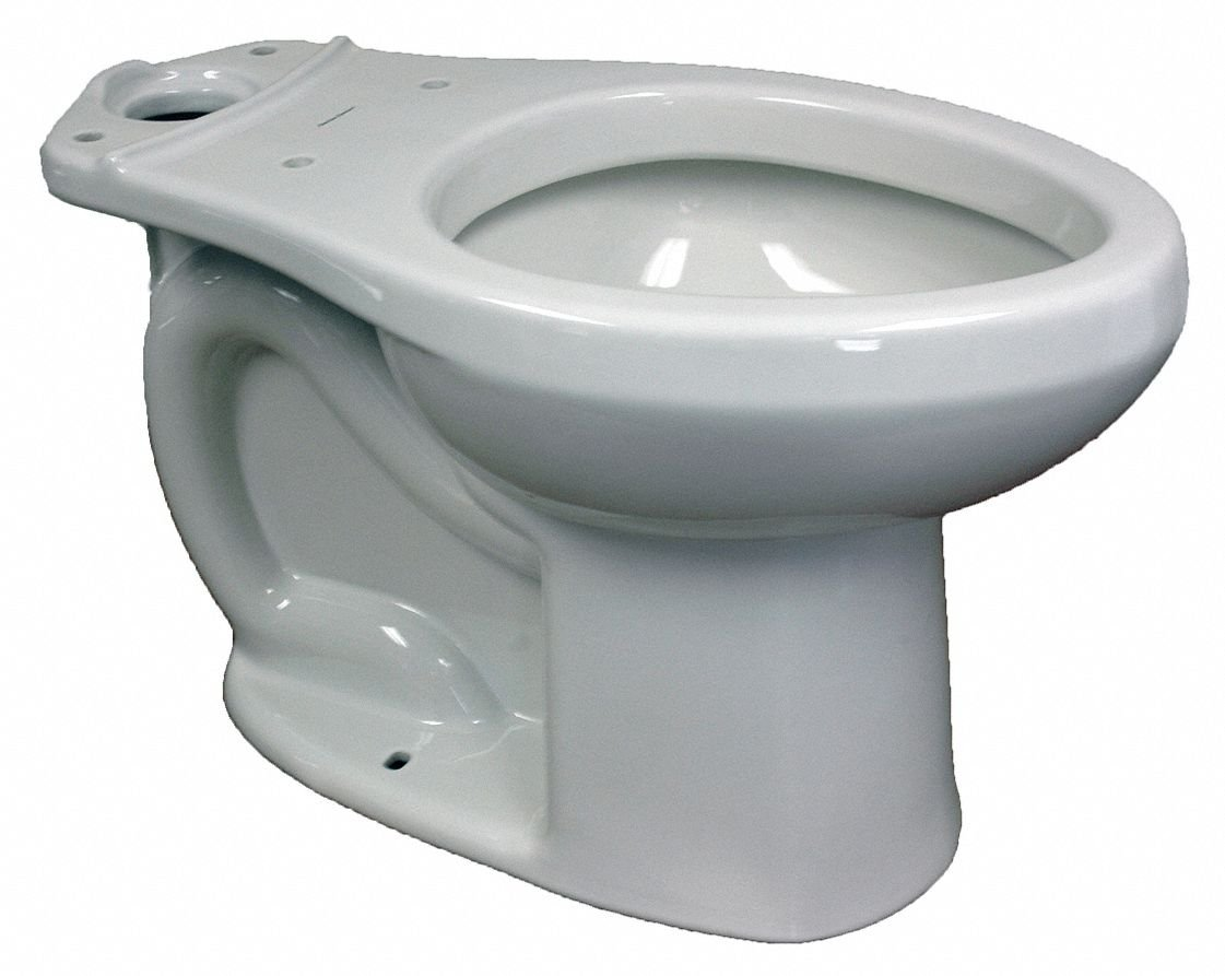 Outstanding Toilet Bowl Floor Elongated 16 1 2 In H Amazon Com Evergreenethics Interior Chair Design Evergreenethicsorg