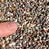 Miniature Fairy Garden Mini Pebble, Mexican Red - 1 lb