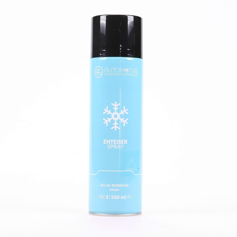 AG Automotive - Spray antighiaccio per Parabrezza, 500 ml
