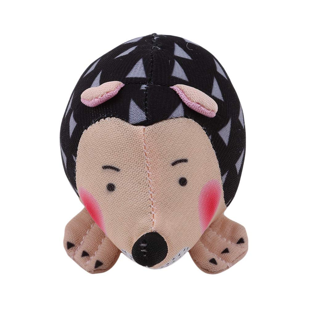 Flybloom Needle Pin Cushion Sewing Accessory Hedgehog Shaped for DIY Sewing Craft Tools Heshengfactory