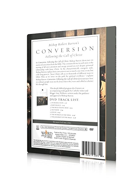Amazon com: Conversion: Bishop Robert Barron: Movies & TV