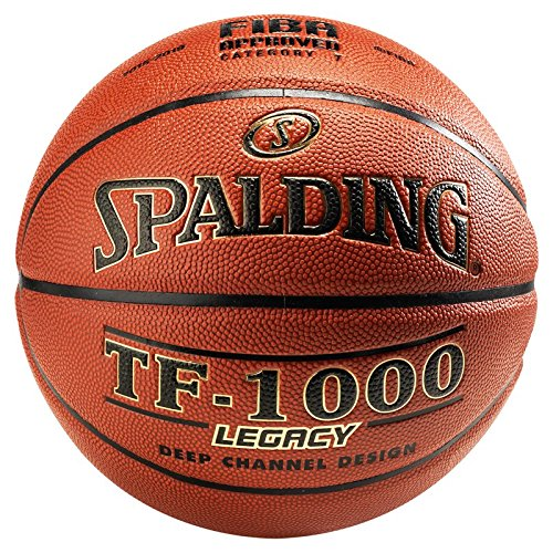 Spalding Basketball RF 1000 Legacy, orange, Gr. 7