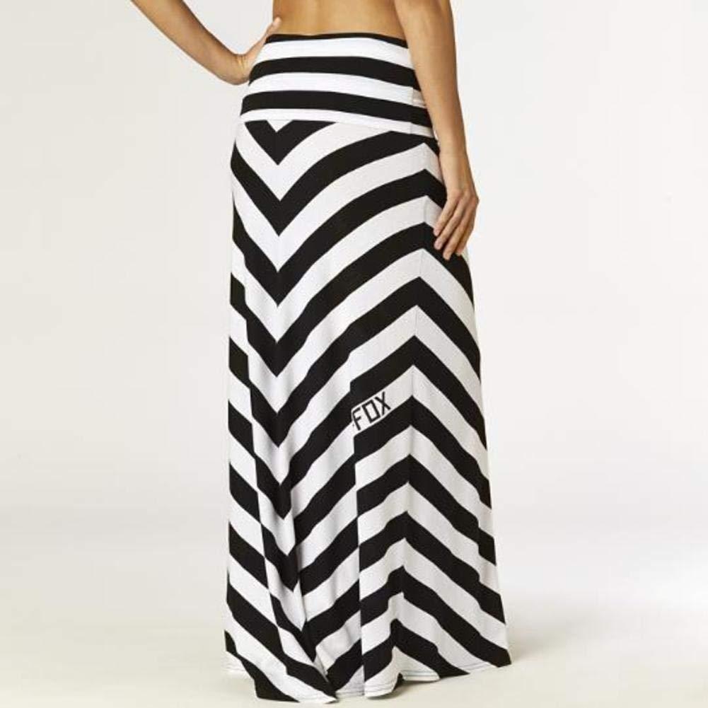 Fox Racing Big Girls' Mad Cool Skirt,Large,Black 16024-001-L