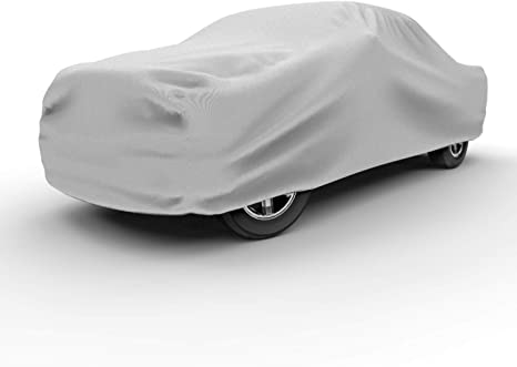 Polypropylene, Gray TD-4X Budge Duro Truck Cover Fits Trucks with Extended Cab Long Bed Pickups up to 249 inches