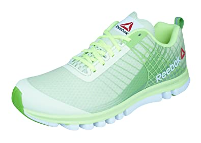 Reebok Sublite Duo Speed Womens Running Sneakers-Green-5.5 557b6fb1a