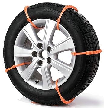 SupaGrip - Bridas de emergencia para ayudar a la tracción de los neumáticos: Amazon.es: Coche y moto