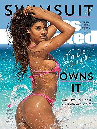 Sports Illustrated Swimsuit 2018 Cover Model is Danielle Herrington