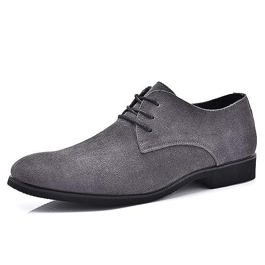 Apragaz Zapatos Oxford para Hombre, Mocasines Casuales De Cuero ...