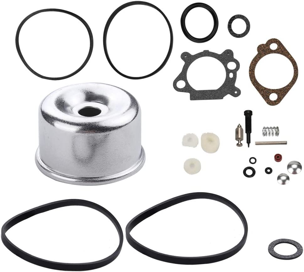 10 Fit For B/&S 799871 790845 799866 20Pcs Carburetor O-ring Bowl Gasket