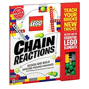 Ratings and reviews for Klutz LEGO Chain Reactions Craft Kit