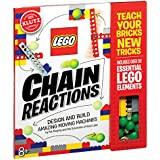Klutz Lego Chain Reactions Science & Building Kit, Age 8, Multicolor