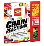Klutz LEGO Chain Reactions Craft Kit by  Pat Murphy and the Scientists of Klutz Labs in stock, buy online here