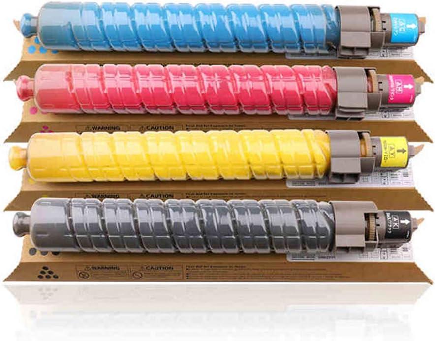 Suitable for Ricoh Spc811dn Color Compatible Toner Cartridge Ricoh Aficio Spc810//811//spc820//821dn Copier Toner Cartridge 4 Colors,4colors