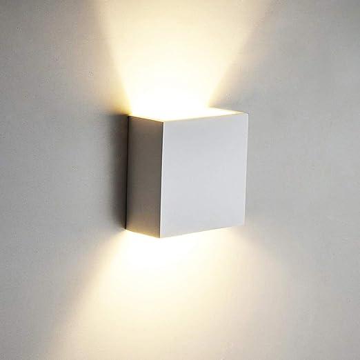 6w Led Wandleuchten Aluminium Waterproof Wall Lamp Innen Badezimmer