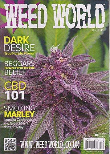 Weed World Magazine Issue 122 2016