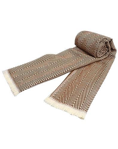 Minetom Bufanda Mujer Invierno Cuadrada Chal Manta Pañuelo para Mujeres Niña Mantón Pañuelo de Señor...