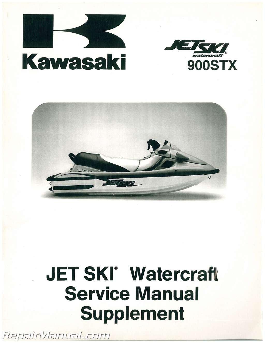99924 1242 52 1999 2002 kawasaki 900 stx jet ski factory service rh amazon com kawasaki 900 stx owners manual kawasaki 900 stx repair manual