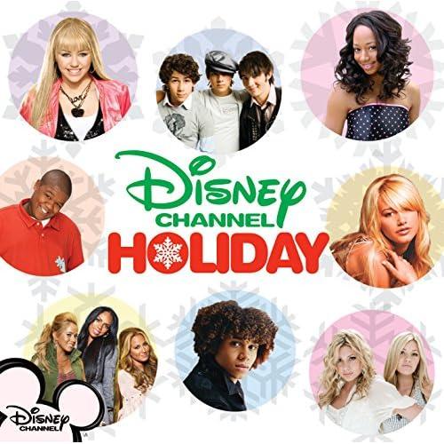 Rockin' Around the Christmas Tree (Album Version) by Hannah Montana ...
