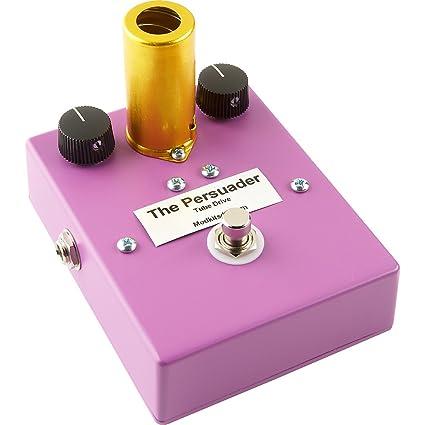 Amazon mod kits diy the persuader tube drive effects pedal kit mod kits diy the persuader tube drive effects pedal kit solutioingenieria Choice Image