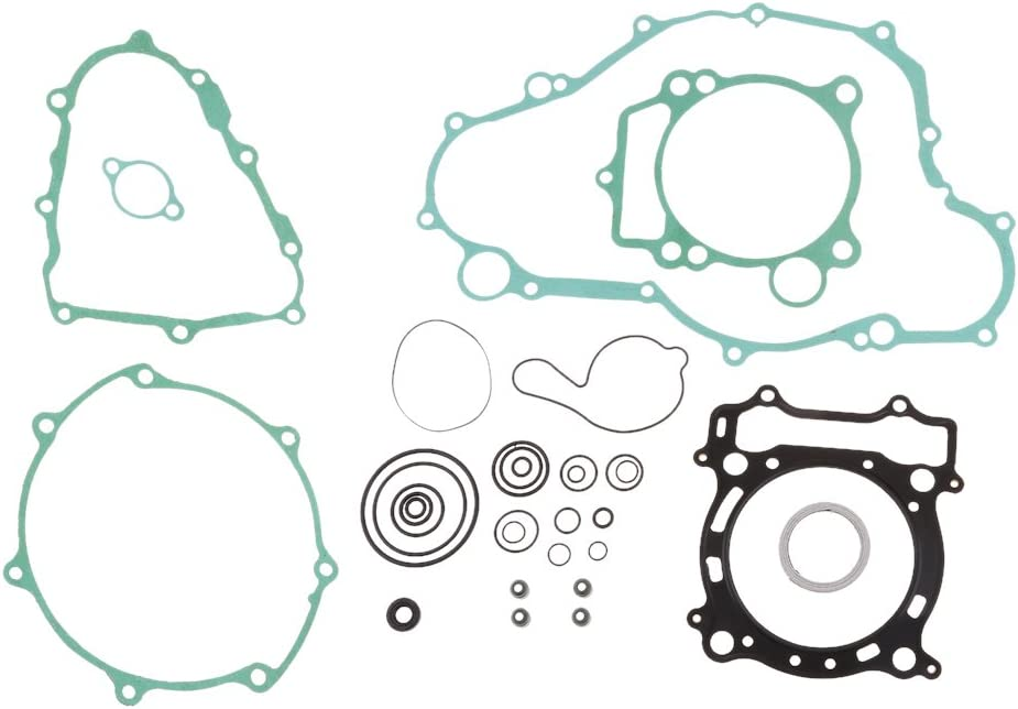 Shiwaki Engine Cylinder Head Gasket Gaskets Full Kit For ATV Yamaha YFZ 450 04-09