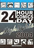 24 Hour Comics Day Highlights 2004