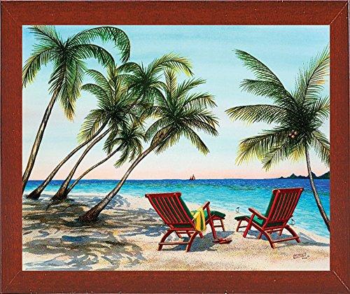 Tropical Vacation Print 19.89