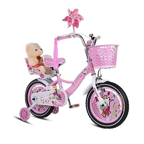 DT Bicicletas para niños Bicicletas para bebés de 3 años 2-4 ...