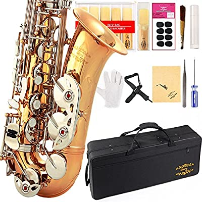 glory-gold-nickel-b-flat-tenor-saxophone