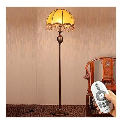 HUIMIN Lámpara de pie Lámpara de pie clásica clásica Sala de ...