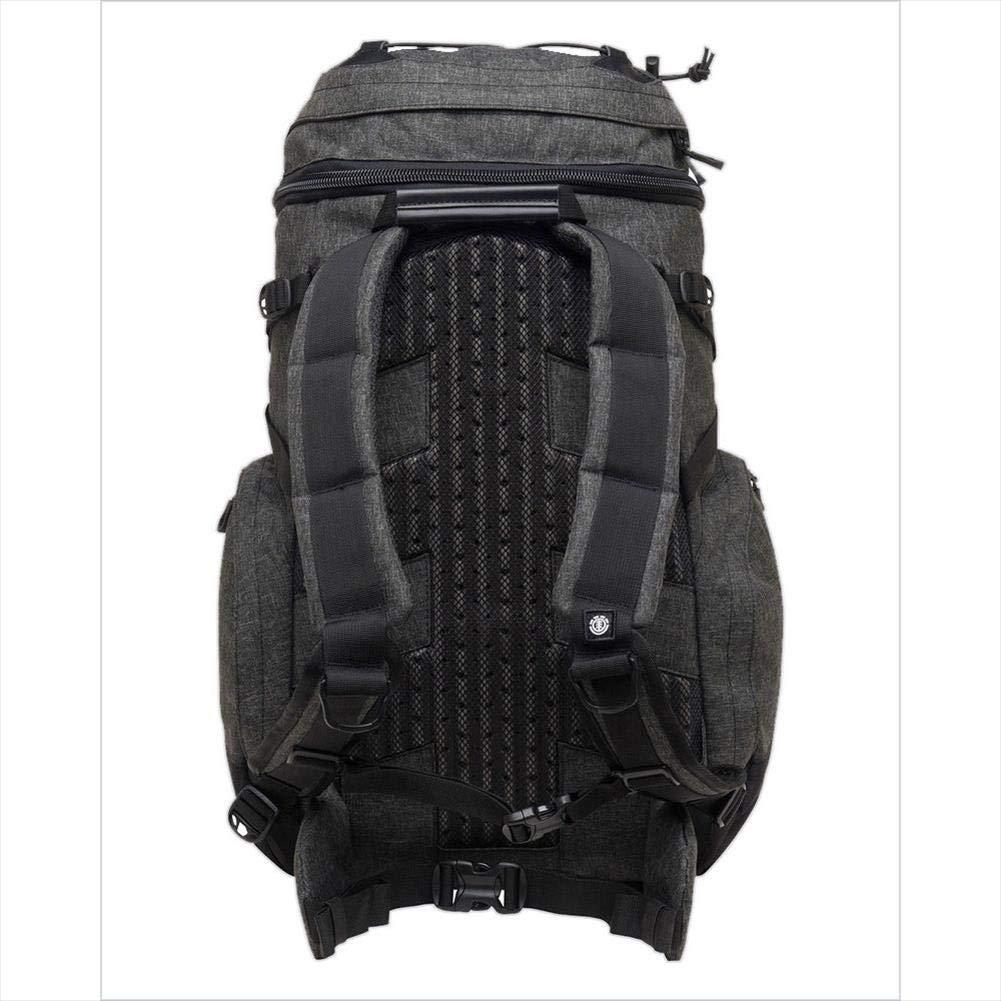 Element The Explorer Backpack - Black Grid Heather