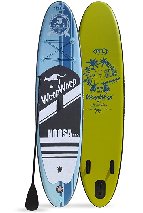 Woop Woop Tabla de Paddle Surf Hinchable Noosa Pro SUPRO91: Amazon ...