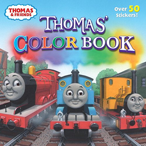 Book Cover: Thomas' Color Book