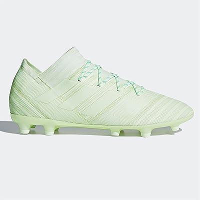 adidas Nemeziz 17.2 FG, Chaussures de Football Homme, Vert Clair, 46 2/3 EU